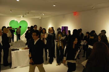 Press Call At The Gagosian Gallery